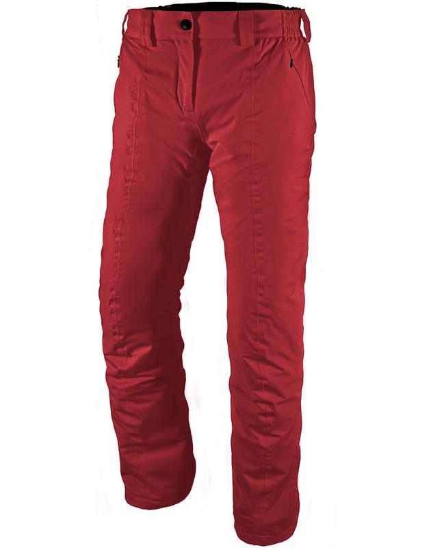Piros alapon fekete apró pötty mintás nadrág övvel S, M, L,